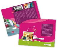 Online Brochure printing Interior Designer