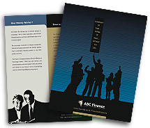 Online Brochure printing Financial Advisor