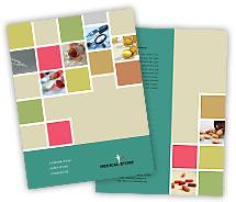 Online Brochure printing Medical Store