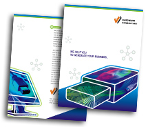 Online Brochure printing Internet Access Services