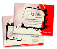 Online Brochure printing The Arts House