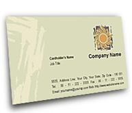 Online Business Card printing Art Supplier
