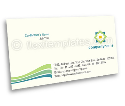 Online Business Card printing Interior Design