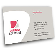 Online Business Card printing Satellite Internet