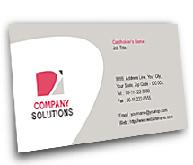 Online Business Card printing Satellite Internet