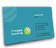 Online Business Card printing Global Communication