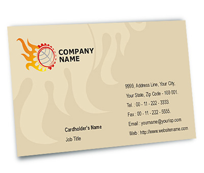 Business card design for industrial machines offset or digital printing online business card printing industrial machines reheart Gallery