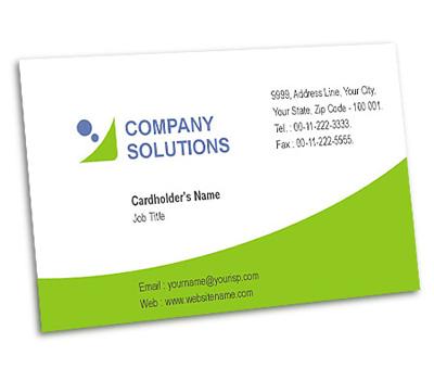 Online Business Card printing International Communication