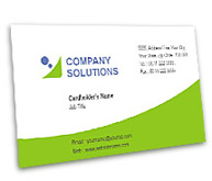 Online Business Card printing International Communication