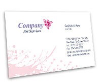 Online Business Card printing Art Services