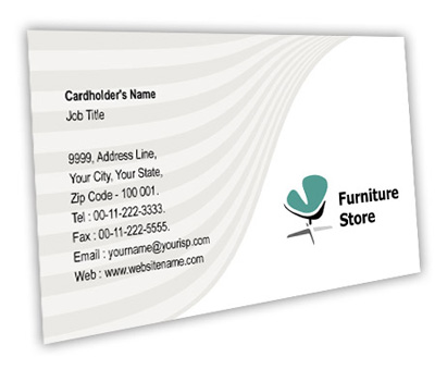 Online Business Card printing Furniture Stores Online