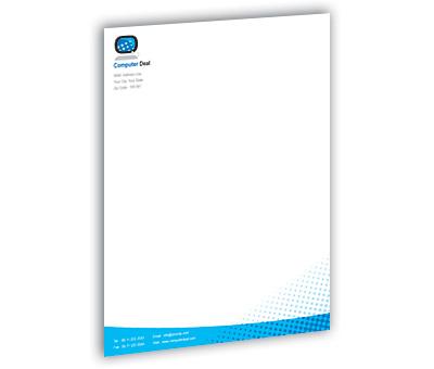 Online Letterhead printing Computer Deals
