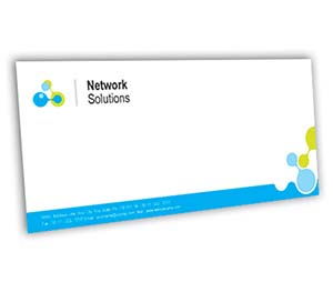 Envelope printing Internet Network Services
