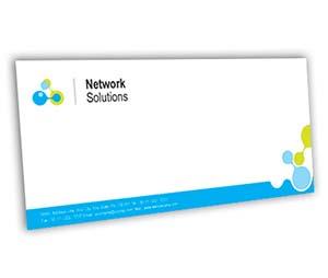 Envelope printing Internet Network Services
