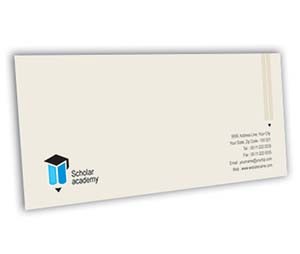 Envelope printing Education Academy