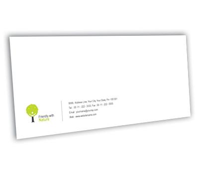 Online Envelope printing Gardening Consultant