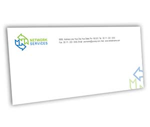 Envelope printing Network Solution
