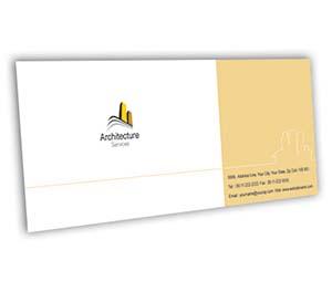 Envelope printing Architecture Building