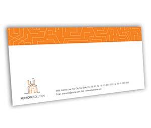 Envelope printing Network Computers