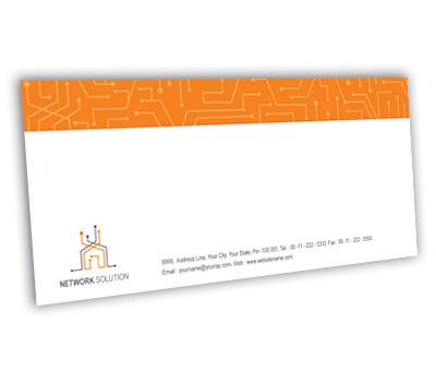 Online Envelope printing Network Computers