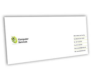 Envelope printing Computer Components