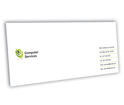 Online Envelope printing Computer Components