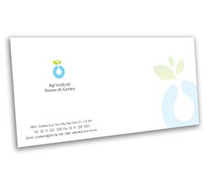 Envelope printing Agricultural Research Service