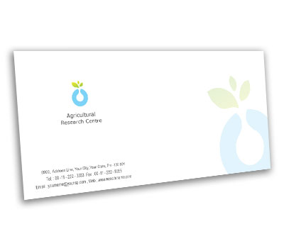 Online Envelope printing Agricultural Research Service