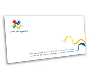Envelope printing Event Management Services