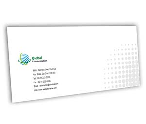 Envelope printing Global Communication Systems