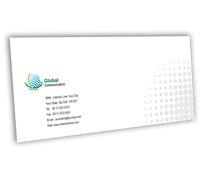 Online Envelope printing Global Communication Systems