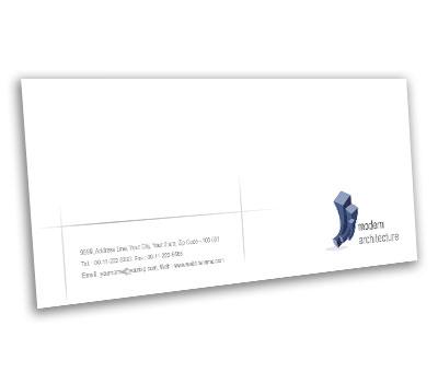 Online Envelope printing Architecture