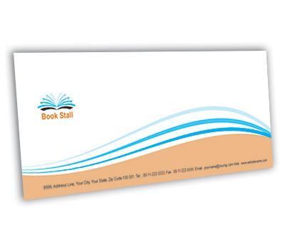 Online Envelope printing Book Store