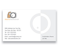 Online Business Card printing Photo Workshop