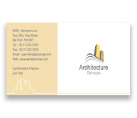 Online Business Card printing Architecture Building