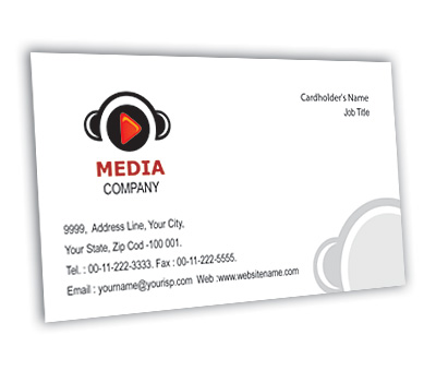 Online Business Card printing Media Center
