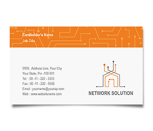 Business Card printing Network Computers