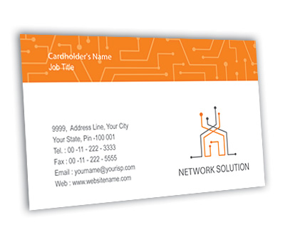Online Business Card printing Network Computers