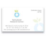Online Business Card printing Agricultural Research Service
