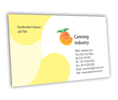 Online Business Card printing Canning
