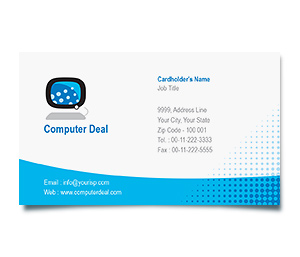 Business Card printing Computer Deals