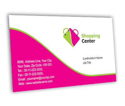 Online Business Card printing Shoping Centre