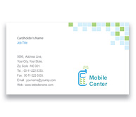 Online Business Card printing Mobile Handsets