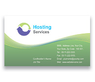 Online Business Card printing Domain Hosting Services