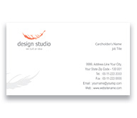 Online Business Card printing The Arts House