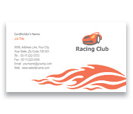Online Business Card printing Reacing Club