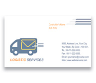 Online Business Card printing International Logistic Services