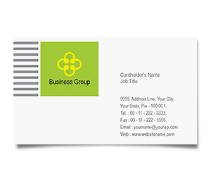 Business Card printing Corporate Finance