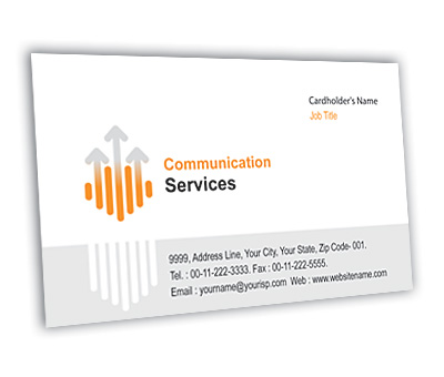 Online Business Card printing Digital Communication