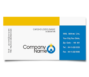 Business Card printing HR Consultant